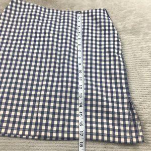 5c9fd7e3a3 Tommy Hilfiger Skirts - Tommy Hilfiger Picnic Checkered Plaid Mini Skirt
